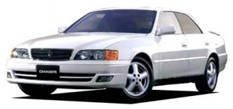 Цена Toyota Chaser