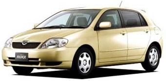 Цена Toyota Corolla Runx