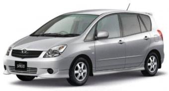 Цена Toyota Corolla Spacio 2000 года в Хабаровске