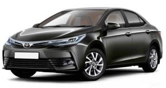 Цена Toyota Corolla 2016 года в Туле