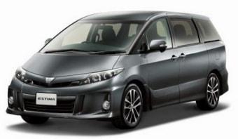 Цена Toyota Estima 2015 года в Владивостоке