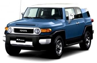 Цена Toyota FJ Cruiser 2013 года в Красноярске