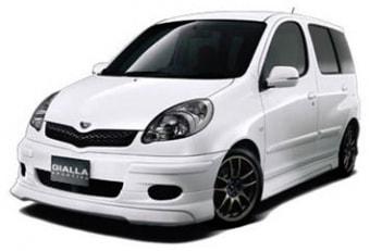 Цена Toyota Funcargo 2000 года