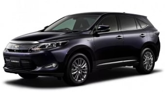 Цена Toyota Harrier