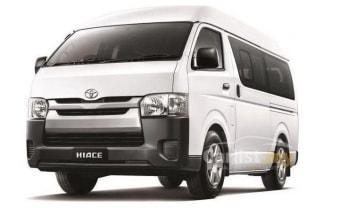 Цена Toyota Hiace 2010 года в Екатеринбурге