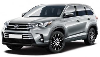 Цена Toyota Highlander