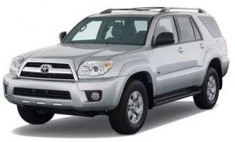 Цена Toyota Hilux Surf 2008 года в Перми