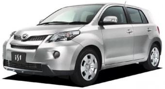 Цена Toyota Ist