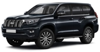Цена Toyota Land Cruiser Prado 2017 года в Москве