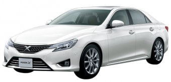 Цена Toyota Mark X 2011 года в Хабаровске