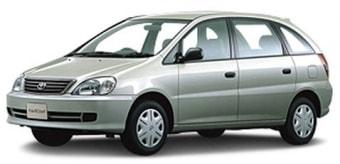 Цена Toyota Nadia 2000 года в Томске