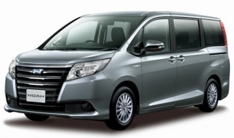 Отзывы Toyota Noah