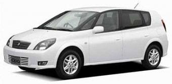 Цена Toyota Opa 2001 года