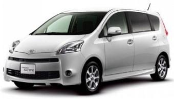 Цена Toyota Passo Sette