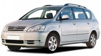 Цена Toyota Picnic