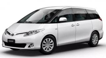 Отзывы Toyota Previa