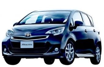 Цена Toyota Ractis