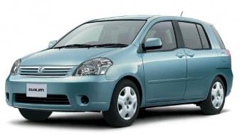 Цена Toyota Raum 2000 года в Омске