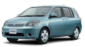 Цена Toyota Raum 2010 года в Челябинске