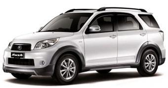 Цена Toyota Rush 2009 года в Хабаровске