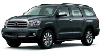 Цена Toyota Sequoia