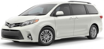 Цена Toyota Sienna