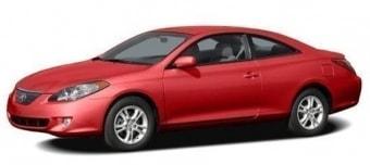 Цена Toyota Solara 2000 года