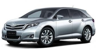 Цена Toyota Venza