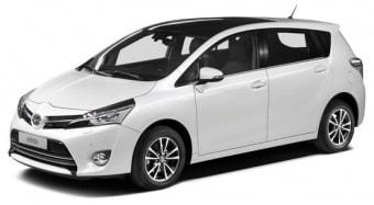 Цена Toyota Verso