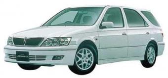 Цена Toyota Vista Ardeo 2001 года в Новосибирске