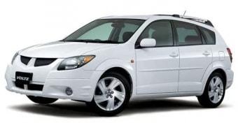 Цена Toyota Voltz