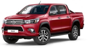 Цена Toyota Hilux 2000 года