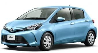 Цена Toyota Vitz 2009 года в Москве