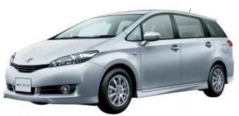 Цена Toyota Wish