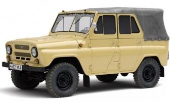 Цена УАЗ 31512 2003 года в Красноярске