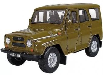 Цена УАЗ 31514 2004 года