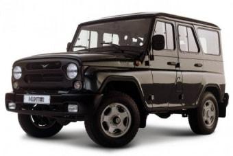 Цена УАЗ Hunter 2010 года в Перми