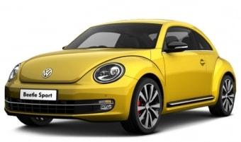 Цена Volkswagen Beetle 2002 года в Москве