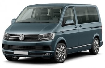 Цена Volkswagen Caravelle