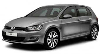 Цена Volkswagen Golf 2014 года в Тюмени