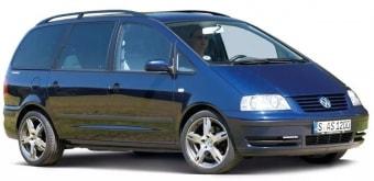 Цена Volkswagen Sharan 2009 года в Москве