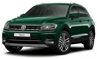 Цена Volkswagen Tiguan 2016 года в Красноярске