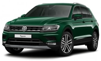 Цена Volkswagen Tiguan 2018 года в Челябинске