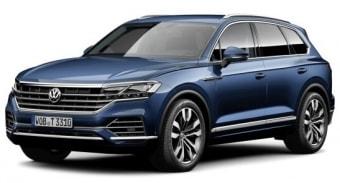 Цена Volkswagen Touareg 2016 года в Самаре