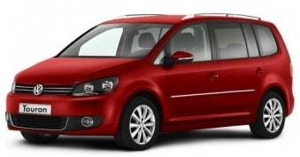 Цена Volkswagen Touran 2010 года