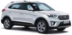 Средняя цена Hyundai Creta 2016 в Ростове-на-Дону