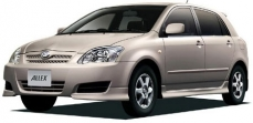 Фото Toyota Allex