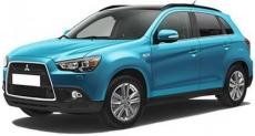 Средняя цена Mitsubishi ASX 2013 в Самаре