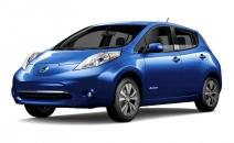 Фото Nissan Leaf