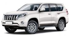 Средняя цена Toyota Land Cruiser Prado 2014 в Москве